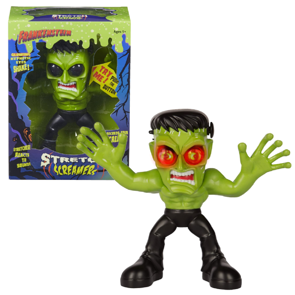Stretch Screamers Frankenstein With Hypnotic Eyes